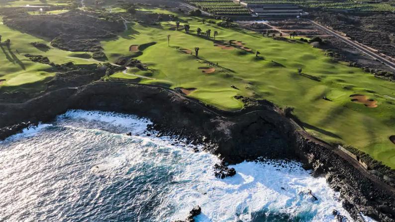 Tenerife Tours - Golf Buenavista Aerial