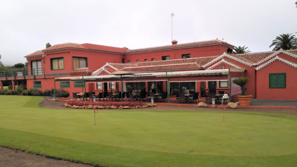 Tenerife Tours - Golf Clubhouse